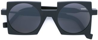 Vava square shaped sunglasses $535.24 thestylecure.com