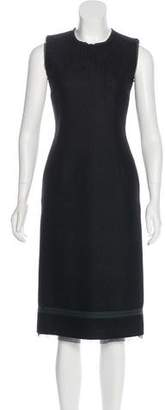 Prada Sleeveless Midi Dress