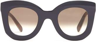 Celine Marta cat-eye acetate sunglasses