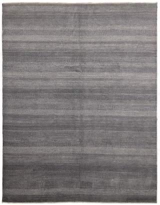 Walton Noori Rug Fine Grass Jamsheed Hand-Knotted Wool Rug