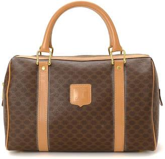 Celine Macadam Boston Bag - Vintage