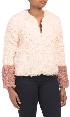 Faux Fur Wooby Jacket
