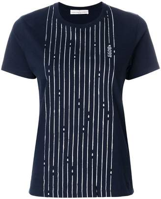 Golden Goose Golden striped T-shirt
