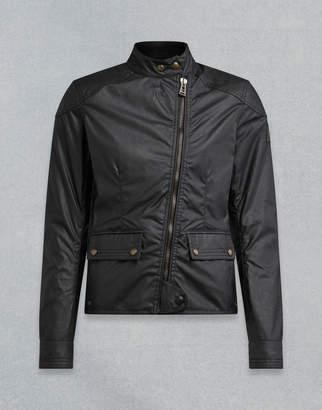Belstaff Bradshaw Motorcycle Jacket Black