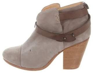 Rag & Bone Nubuck Harrow Ankle Boots