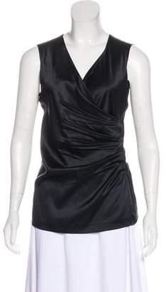 Etro Silk Sleeveless Top