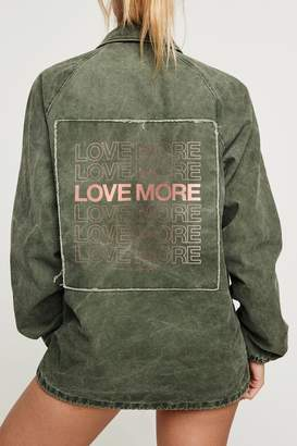 Spiritual Gangster Love More Jacket