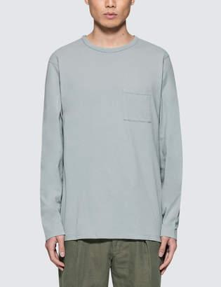 Saturdays NYC James Pima L/S T-Shirt