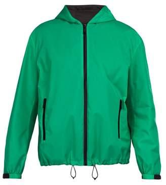 Prada Lightweight Technical Jacket - Mens - Green