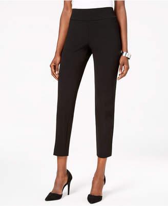 Nine West Pull-On Slim-Leg Pants
