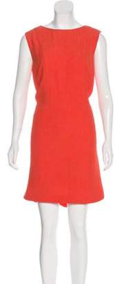 Kenzo Sleeveless Shift Dress Sleeveless Shift Dress
