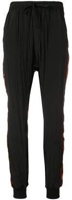 Haider Ackermann jogger trousers