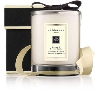 Jo Malone TM) Peony & Blush Suede Travel Candle