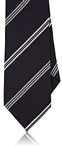 Tom Ford MEN'S STRIPED SILK-WOOL NECKTIE - ASSORTED