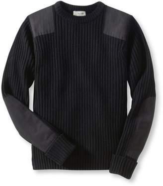 L.L. Bean L.L.Bean Commando Sweater, Crewneck