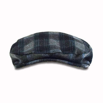 COLLECTION Collection by Michael Strahan Plaid Ivy Cap