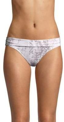 Heidi Klein Core Fold-Over Bikini Bottom