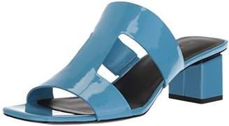 Via Spiga Women's Florence Block Heel Slide Sandal