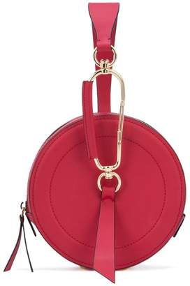 Zac Posen Belay Circle Wristlet clutch