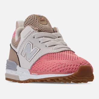 New Balance Girls' Toddler 574 Sport Casual Shoes