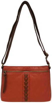 ST. JOHN'S BAY Mini Front Braid Crossbody Bag