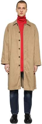 Balenciaga Cotton Trench Coat