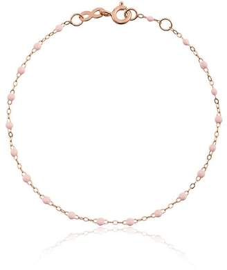 Gigi Clozeau pink RG bead rose gold bracelet