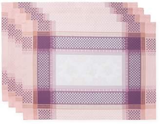 Garnier Thiebaut Garnier-Thiebaut Faiences Cotton Placemats (Set of 4)