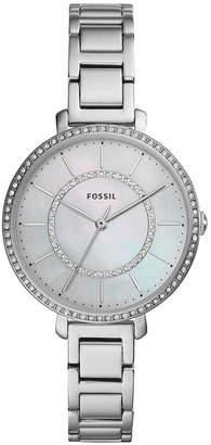 Fossil Women's Jocelyn Stainless Steel Bracelet Watch 36mm