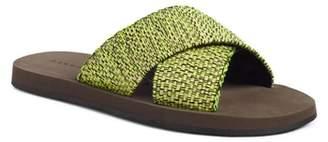 DANWARD Criss Cross Slide Sandal