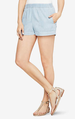 BCBGMAXAZRIA Larsen Denim Short