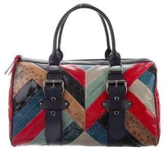 Kate Moss x Longchamp Neo Patch Gloucester Bag