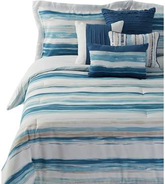 Home Studio Marine Seven-Piece Comforter Set