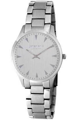 Johan Eric Men's Helsingør Quartz Silver Stainless steel Bracelet Watch