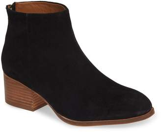 Seychelles Floodplain Block Heel Bootie