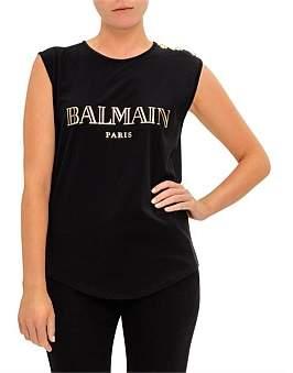 Balmain Sleeve Lee Tank Co