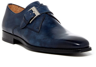 Magnanni Tudanca Buckle Loafer $325 thestylecure.com