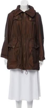 Burberry Lightweight Hooded Jacket