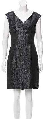 Viktor & Rolf Sleeveless Knee-Length Dress