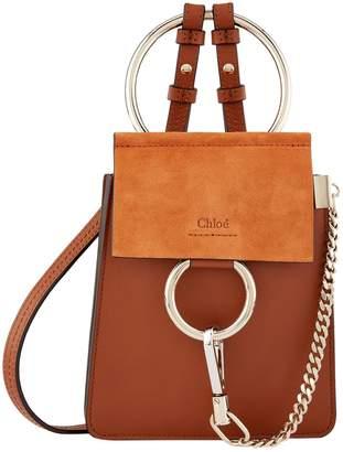 f704d7dd344 Chloé Mini Faye Bracelet Bag
