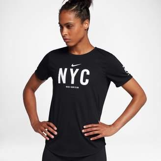 Nike Dri-FIT NRC (NYC) Women's Running T-Shirt
