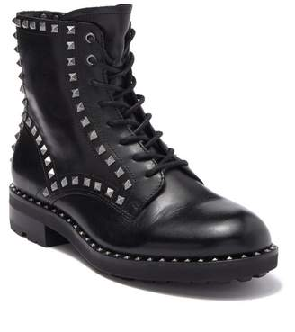 Ash Wolf Studded Leather Boot
