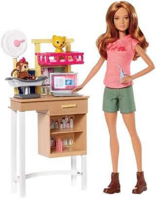 Mattel Inc. Barbie Zoo Doctor