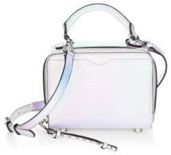 Rebecca Minkoff Hologram Box Crossbody Bag