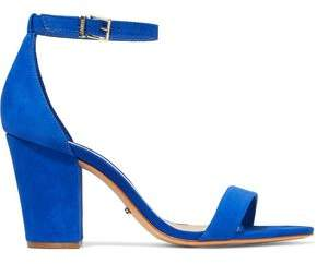 Schutz Jenny Lee Nubuck Sandals