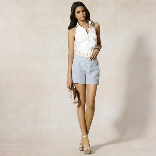 Odelia Linen Short