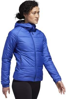 adidas Outdoor Women's Outdoor BTS Hooded Midweight Jacket