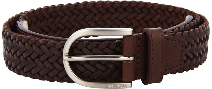 Lacoste 25042 (Brown w/ Brushed Nickel) - Apparel