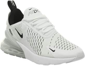 270 Trainers White Black White