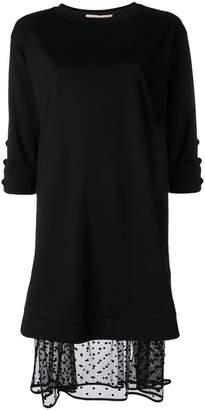 Twin-Set short sweater dress